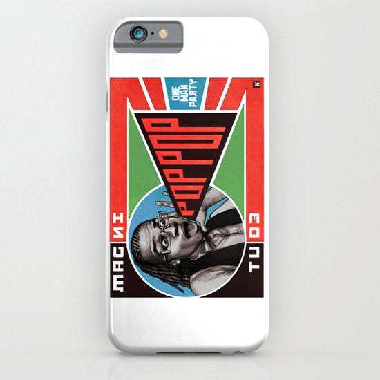One Man Party iPhone & iPod Case