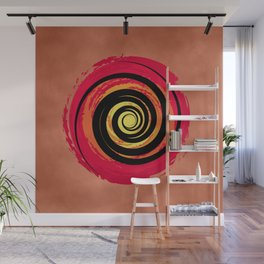 Ethnic pattern Wall Mural