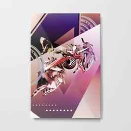 Flight of Ikaru Metal Print