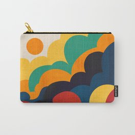 Cloud nine Carry-All Pouch
