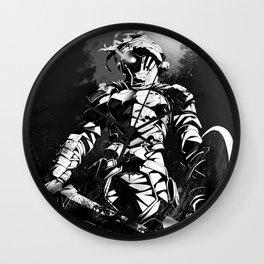 Goblinslayer Poster Wall Clock