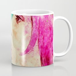 Bubble gum girl Coffee Mug