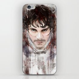 Mr Graham iPhone Skin