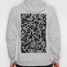 Playful Dots B&W Hoody