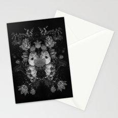 Botanical Darkness Stationery Cards