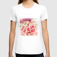 hydrangea T-shirts featuring Hydrangea by Julia Tomova