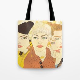 Withdrawing from Reality Tote Bag
