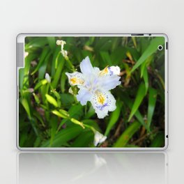 Iris Japonica Laptop & iPad Skin
