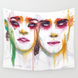 Silence and Echo Wall Tapestry
