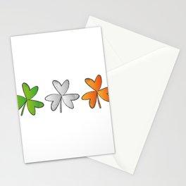 Shamrock Irish St Patricks Day Stationery Cards