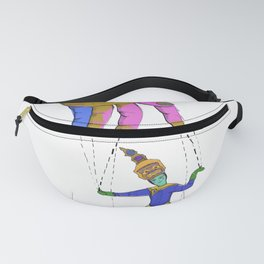Puppet Master Fanny Pack