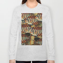 Crowd Fish 2 Long Sleeve T-shirt