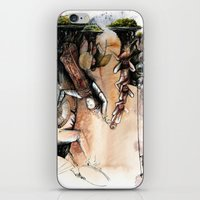 indonesia iPhone & iPod Skins featuring Indonesia by Andreas Derebucha