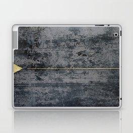 gOld triangle Laptop & iPad Skin