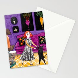 A Little Dance Party Stationery Cards