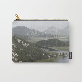 Rijeka Crnojevica  Montenegro Carry-All Pouch