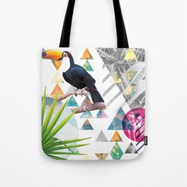 Tropical Mess Tote Bag