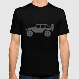 Off Road 4x4 Silhouette T-shirt