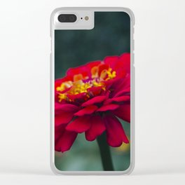 One among many - Flower Photography Clear iPhone Case