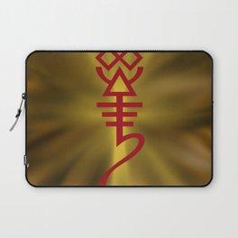 All Hail the Whispering God! Laptop Sleeve