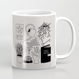 Witchy Treasures Coffee Mug