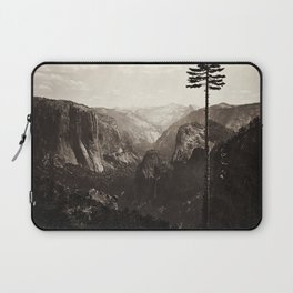 Vintage Yosemite Valley, California, ca. 1865 Laptop Sleeve