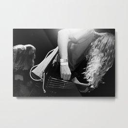 Fraser Ray Metal Print