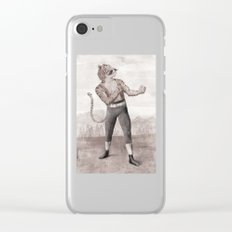 Champ Clear iPhone Case