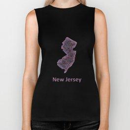 New Jersey Biker Tank