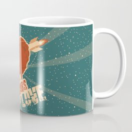 From Mars with love Coffee Mug