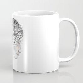 romantic girl Coffee Mug