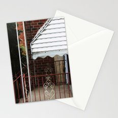 vintage porch  Stationery Cards