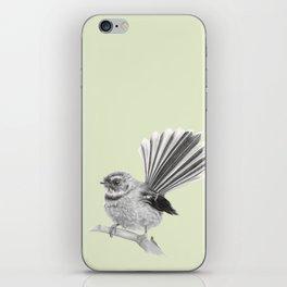 Piwakawaka   NZ Fantail iPhone Skin