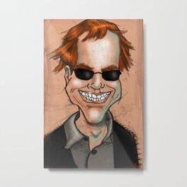 Danny Elfman Metal Print