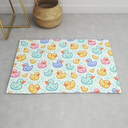 Rubber Duckie Rug