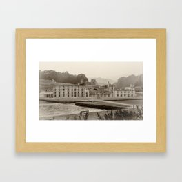 Port Arthur Penitentiary Framed Art Print
