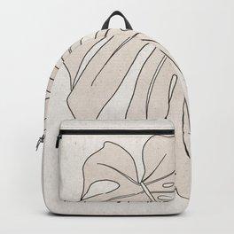 leave Backpack
