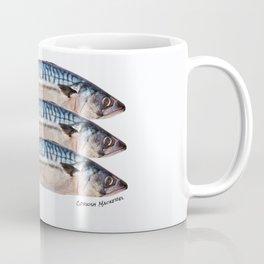 Fresh Cornish Mackerel Coffee Mug