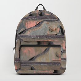Grate Curves Backpack