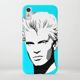 Billy Idol iPhone Case
