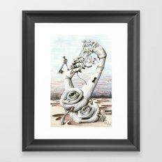 080714 Framed Art Print