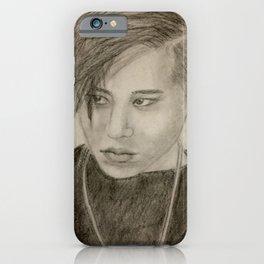 G Dragon iPhone Case