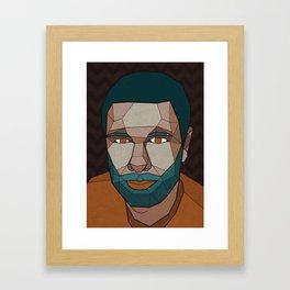 Thomas Framed Art Print