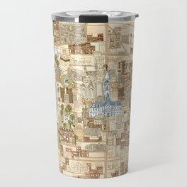 The City of Philadelphia Travel Mug