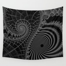 Peaks And Troughs 2 Inverted Wall Tapestry