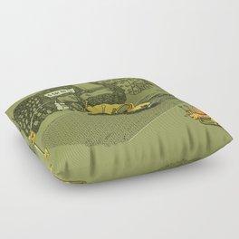 S-Car-Go! Floor Pillow