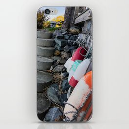 South Portland Spring 2018 (3) iPhone Skin