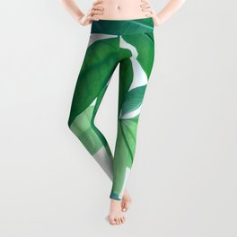 Pachira aquatica #1 #decor #art #society6 Leggings