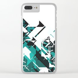 9518 Clear iPhone Case