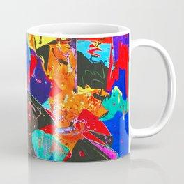 New Metropolis abstract painting Coffee Mug